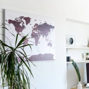 Kunstdruck-auf-Echtholz-Keilrahmen-burgund-kolorit