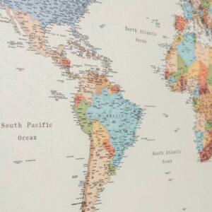 bunte-weltkarte-poster-detailliert-tripmapworld